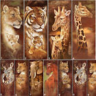 Внешний вид - Full Drill Tiger DIY 5D Diamond Painting Animal Cross Stitch Kits Lion Giraffe
