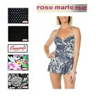 *NEW!* WOMEN'S ROSE MARIE REID ONE PIECE SWIM DRESS!  VARIETY SIZE & COLOR!