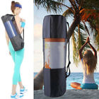 Внешний вид - Yoga Mat Bag Portable Yoga Mat Bag Nylon Carrier Washable Adjustable Strap Carry