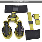 Trainer Straps Kit Home/Gym Fitness Workout Strength Resistance Yoga Band Set
