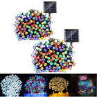 200 Led Outdoor Solar String Lights Garden Christmas Outdoor Party Decoration