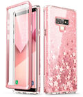 Samsung Galaxy Note 9 Case, i-Blason Cosmo Glitter Shockproof Cover with Screen