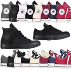 Women Man ALL STARs Chuck Taylor Ox Low High Top shoes casua