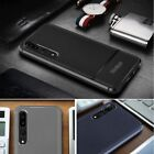 Case for Huawei P20 Pro P20 Lite Stylish Slim Rugged Shockproof  Armour Cover