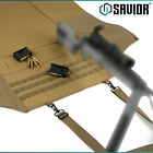 SAVIOR EQUIPMENT Padded Deluxe Roll-Up Hunting Range Shooting Mat Sniper ShooterRange Gear - 177905