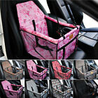 Car Seat Carrier Belt Pet Folding Travel Booster Durable Bag Puppy Dog Cat Cover