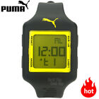 PUMA sport square multi-function electronic men's Waterproof watch Int Warranty
