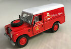 LAND ROVER 190 LWB 1:43 SCALE DETAILED MODEL EMERGENCY SERVICES FREE POST UK