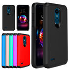 For LG K40/ Solo 4G LTE /K30 / K10 2018 Shockproof Hard Armor Phone Case Cover $6.98 USD on eBay