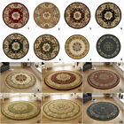 ORIENTAL CIRCLE RUG LARGE PERSIAN THICK HERITAGE TRADITIONAL ROUND RUGS By THINK