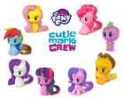 2018 McDONALD'S MY LITTLE PONY CUTIE MARK HAPPY MEAL TOYS! PICK YOUR FAVORITES!