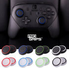 '2 X Pro Grips™ Thumb Stick Covers Grips Cap For Nintendo Switch Pro Controller