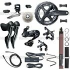 Shimano Ultegra R8050 DI2 Internal Electric GroupSet Full Set Crank 170 Kit New for sale  Shipping to Canada