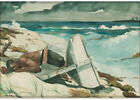 169854 After the Hurricane Bahamas Winslow Homer Decor WALL PRINT POSTER CA