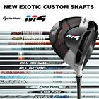 TaylorMade M4 Driver Custom 20+ Exotic Shafts - Pick One