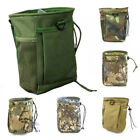 Camo Outdoor Metal Detector Finds Zipper Pouch Waist Bag for Metal Detecting