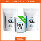 BCAA 2:1:1 500g / 800g / 2100 g Powder Branch Chain Amino Acids For Men UPS✪