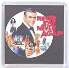 Never Say Never Again Sean Connery 007 movie poster Fridge Magnet £1.99 GBP on eBay