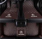 Luxury custom Car Floor Mats For Acura TL ILX MDX RDX RLX TLX TSX 2004-2020