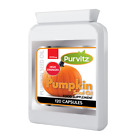Pumpkin Seed Oil 2000mg Capsules Mens Health Prosate Support Fertility UK £2.98 GBP on eBay