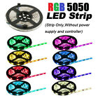 1~10M RGB LED STRIP LIGHTS COLOUR CHANGING FLEXBILE TAPE LIGHTING SMD5050 DC12V