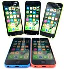 Apple iPhone 5C-AT&T / T-Mobile / Sprint / Verizon / Unlocked / GSM / CDMA Clean