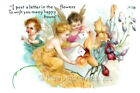 Fairies Post A Letter Crazy Quilt Block Multi Sizes FrEE ShiPPinG WoRld WiDE