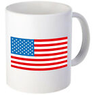 American Flag Mug USA Coffee Mug USA Flag Themed Coffee Mug US Patriotic Gifts