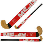 Field Hockey Stick College Red Outdoor Wood Multi Curve - Head Shape: Classic