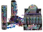 Handheld Confetti Shooter Cannons Poppers Foil Streamer Wedding Party 20cm New