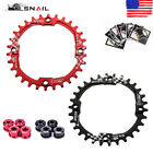 Внешний вид - SNAIL 104BCD 30T Chainring & Bolts MTB Bike Narrow Wide Single Speed Chainwheel