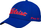 Titleist  TOUR ELITE TREND Fitted  Cap/ Hat-Royal