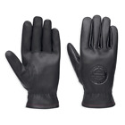Harley-Davidson Genuine Men's Leather Motorcycle Riding Gloves Elmway
