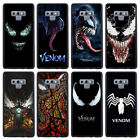 Venom Comic Phone Case For Samsung Galaxy TPUPC Phone Cover