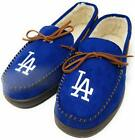 MLB Los Angeles Dodgers Men's Colored Moccasin Hard Slippers-New on Ebay