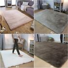 ULTRA SOFT SILKY FLUFFY LONG PILE THICK LUXURIOUS FAIRMONT RUG (LIKE FAUX FUR)
