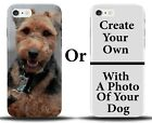 Airedale Terrier Dog Phone Case Cover Dogs Puppy Pet Customised Pets Custom D109