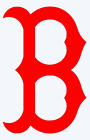 Boston Red Sox Logo Decal Window Sticker - You pick Color & Size