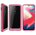 For OnePlus 6T 2018 Case SUPCASE [UB Style Series] Hybrid Protective Clear Cover