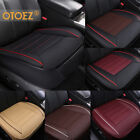 3D Deluxe Car Seat Cover PU Leather Full Surround Pad Mat for Auto Chair Cushion $48.99 USD on eBay