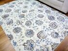 Soft High Quality Modern Design Floor Area Rugs Aurora Washed Floral Multi