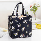 Large Insulated Lunch Bag Cooler Picnic Travel Food Box Women Tote Carry Bags