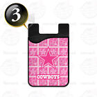 Phone Wallet & Screen Cleaner for mobile phone & Devices - Dallas Cowboys