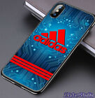 Newest2019 Adidas Red Strip Cover for iPhone Samsung or request a cellphon CASE
