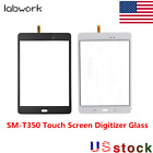 """For Samsung Galaxy Tab 8.0"""" SM-T350 Touch Screen Digitizer Glass FREE USPS New"""