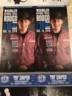 National Finals Rodeo Tickets (NFR) Round 10 - Saturday 12-15-18