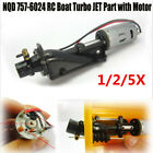 Electric NQD 757-6024 RC 390 Boat Turbo Motor Rechangement JET Part Accessory HF