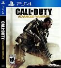 Playstation 4 PS4 Call of Duty Advanced Warfare Custom *Case* & *Artwork*