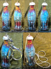 Mini Miniature Coke Coca-Cola Rainbow color Bottle Keychain Pendant necklace $24.07  on eBay