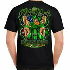 2019 Bike Week Daytona Beach American Clover T-Shirt image